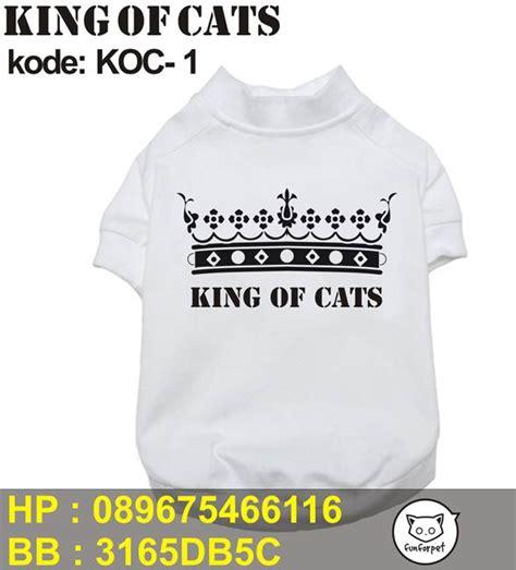 Baju Kucing Dan Anjing Xs S kaos hewan aksesorispetjogja