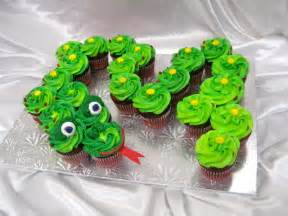 pin snake cupcake cake flickr photo sharing cake on pinterest