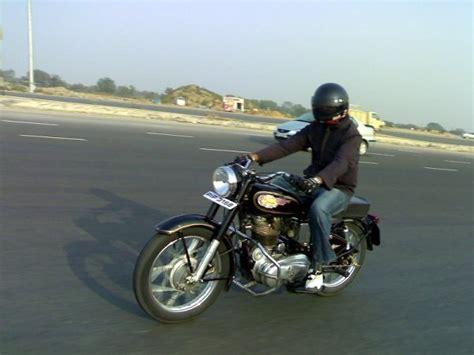 Bike Sticker In Punjabi by Pictorial Bullet From Punjab Team Bhp