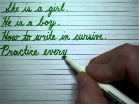 where to write to and from in a letter cover how to write in cursive 3 3