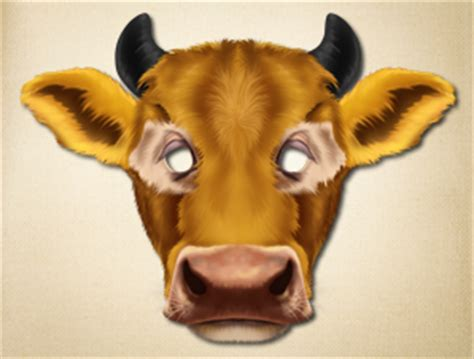 printable animal masks | animal masks for kids | the