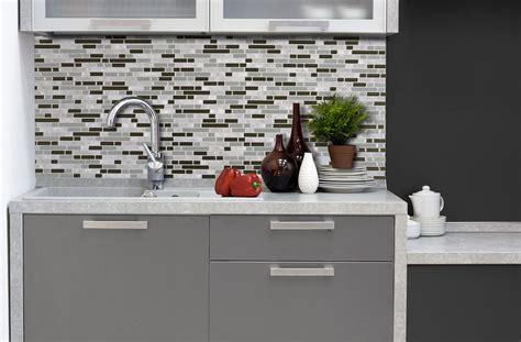 Kitchen Mural Backsplash by Inspirations Comment Poser Le Dosseret Autocollant Smart
