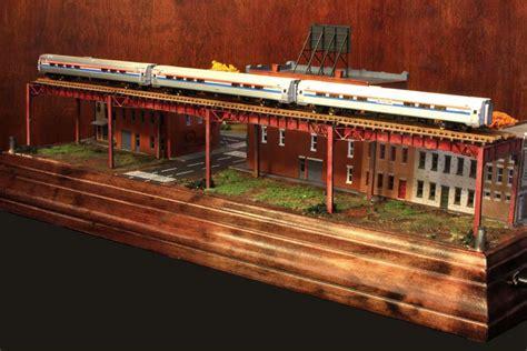 Rock Wall Mural custom model train amp railroad layouts