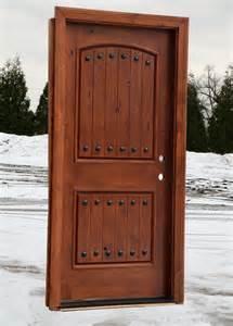 Exterior Doors Home Entrance Door Prehung Exterior Door