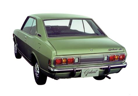 mitsubishi galant 1970 pictures of mitsubishi colt galant coupe i 1970 73