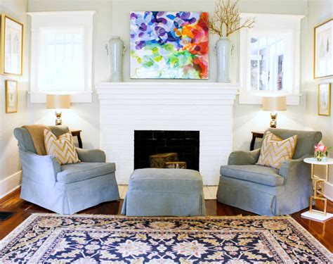 Living Room Glider by Inspired Swivel Glider In Living Room Transitional With