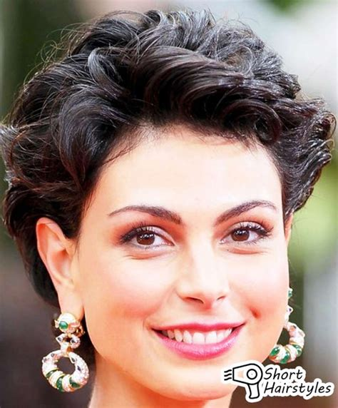 short curly hairstyles  chemo  short hairstyles