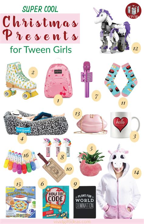 top  christmas tween girl gifts