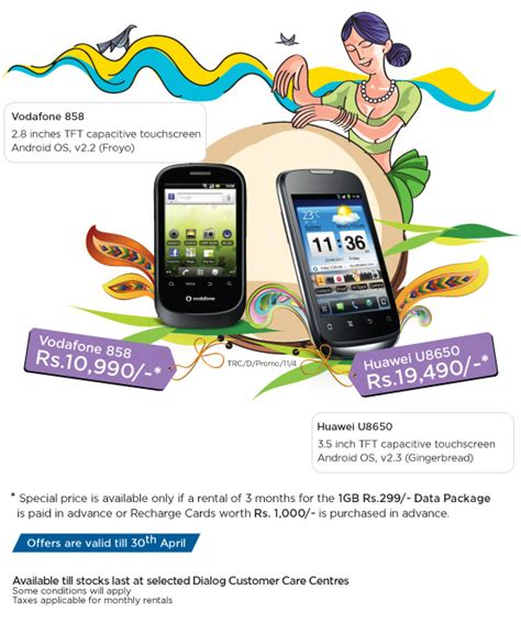 vodafone mobile offer dialog new year 2012 offer avurudu offers 171 synergyy