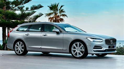 2018 volvo v90 wagon hd car wallpapers free