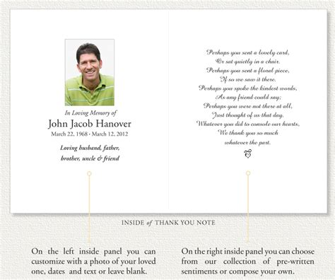 appreciation letter after a funeral thank you card free funeral thank you card messages email