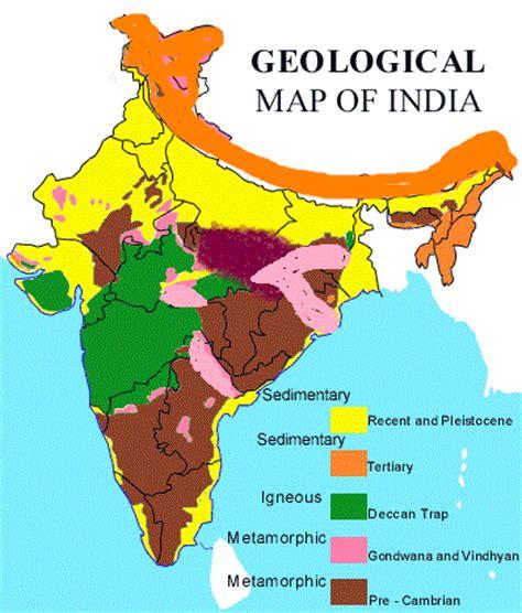 indian rock system: archaean, purana, dravidian & aryan