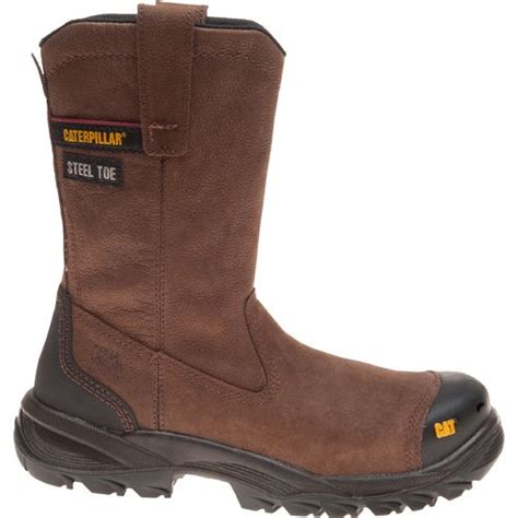 cat footwear s spur steel toe work boots academy