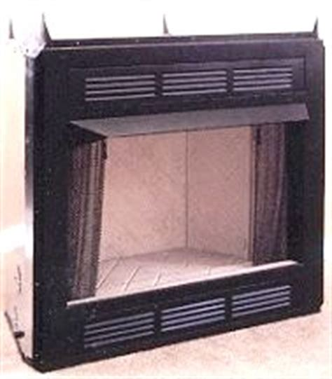 comfort glow vent free fireboxes