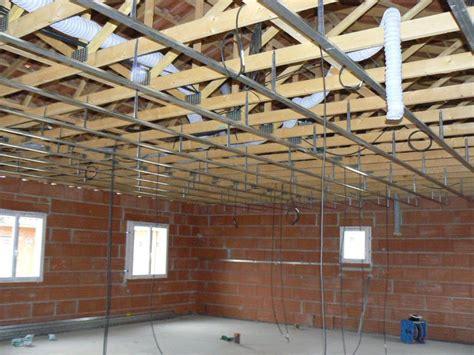 merveilleux plafond salle de bain placo 1 pose de placo