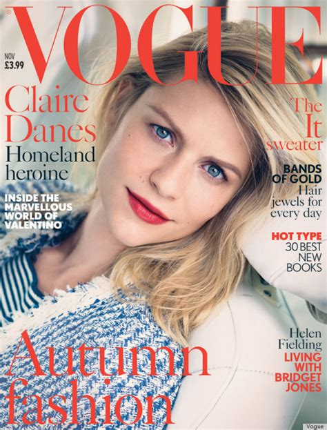rené clair courses claire danes british vogue cover totally beats her