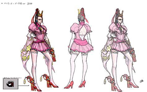 Gamis Bloomy Dress Original Naura bayonetta 2 no se deben perder el arte concepto de los
