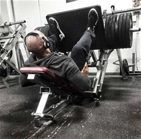 dwayne johnson bench team hercules workout the rock s latest fitness challenge