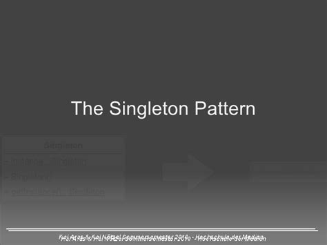 net singleton pattern design patterns singleton command