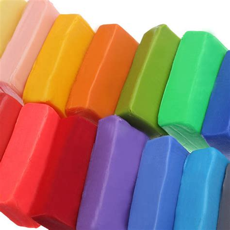 colorful clay buy 32pcs colorful fimo polymer modelling soft clay craft