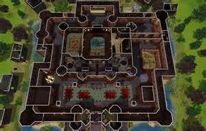 mansion floor plans sims 3 mod the sims flesh and bones the vire castle