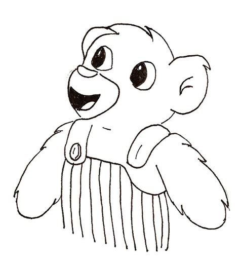 corduroy bear coloring page corduroy coloring page coloring home