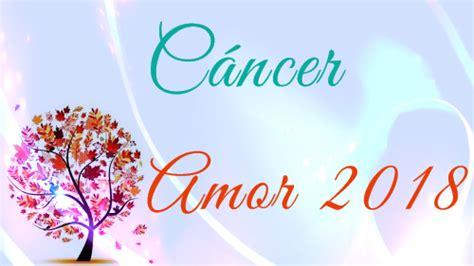 horoscopo febrero 2016 cancer amor hor 243 scopo del amor c 225 ncer 2018