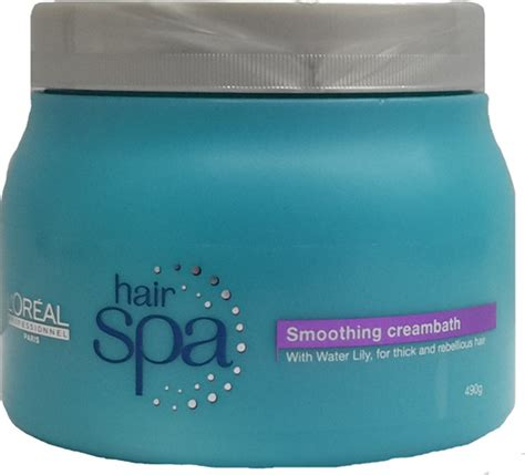 Loreal Hair Spa loreal hair spa smoothing creambath price in india buy