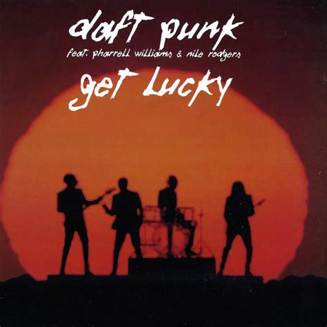 Get Lucky daft feat pharrell williams nile rodgers get
