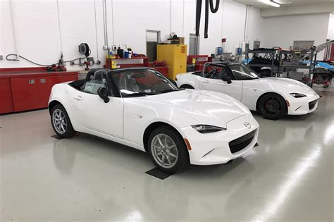 where are mazda cars built this is how the global mazda mx 5 cup car is built the