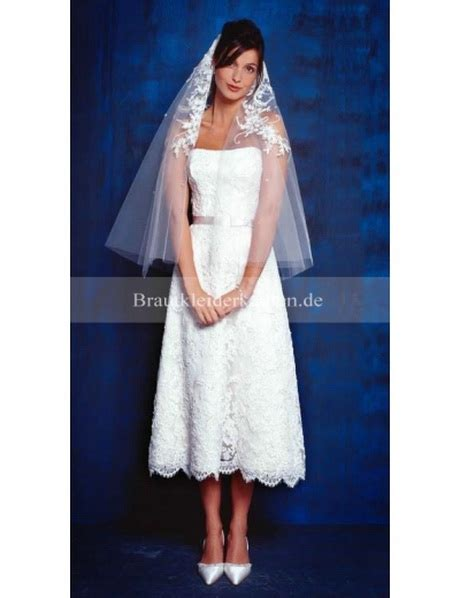 Hochzeitskleid Wadenlang by Brautkleider Wadenlang
