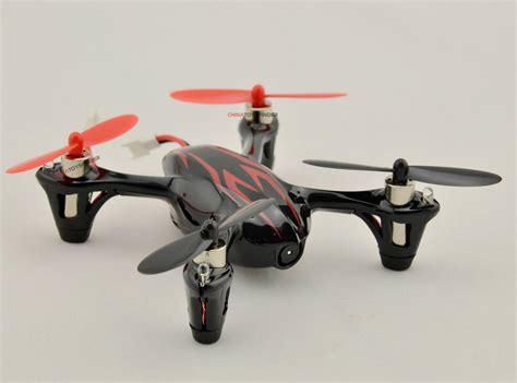 Rc Drone Mini hubsan x4 h107c 4ch quadcopter with mini rc drone helicopter vs v959 ebay