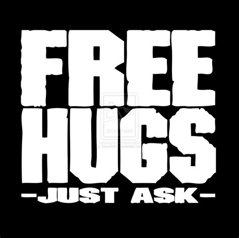Free Hugs free hugs by silvermki on deviantart