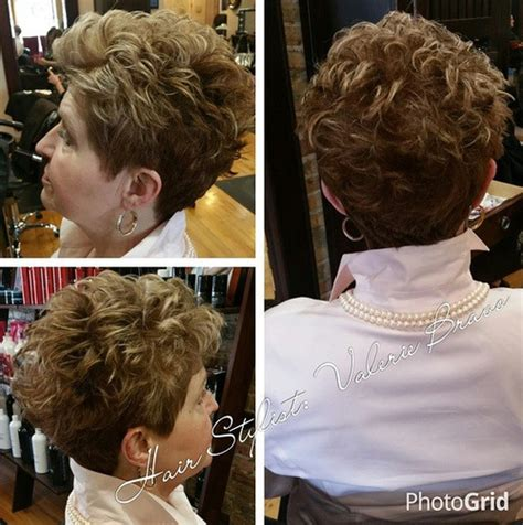 short hair for over 70s back view short hairstyles for women over 50 hairiz