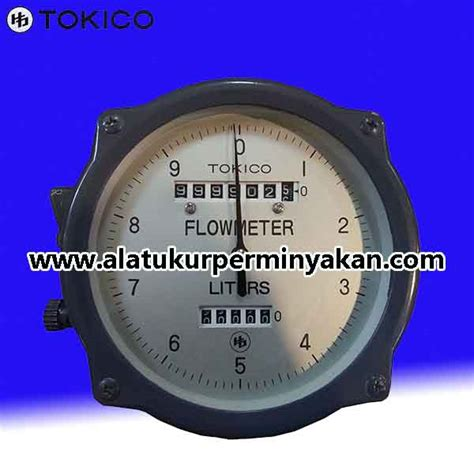 Jual Tokico Flow Meter flow meter tokico dn 20 mm jual flow meter tokico 3 4