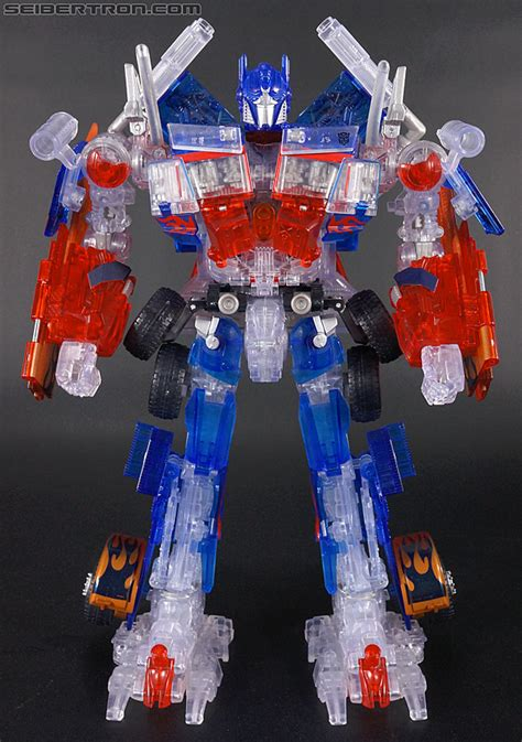 Transformers Magazine Rotf Universe Limited Edition transformers of the fallen optimus prime limited clear color edition gallery image