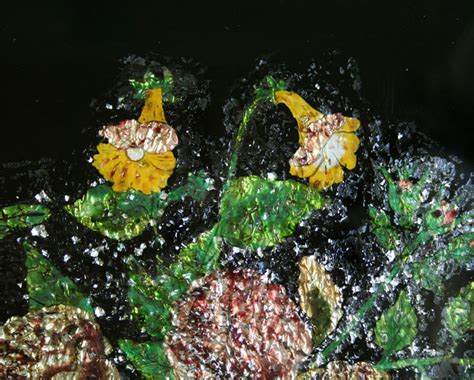 tinsel painting for sale antiques com classifieds