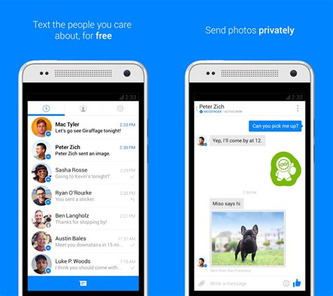 i messenger for android messenger for android 3 2 1 now available for softpedia