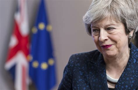 theresa may promises uk lawmakers brexit vote by feb 27