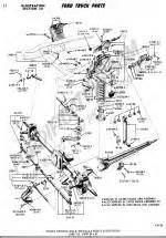 Ford Truck Technical Drawings and Schematics - Section A