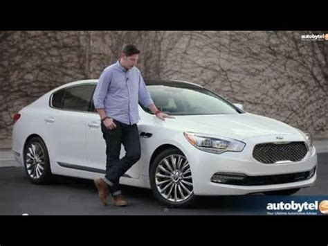 About Kia Cars 2015 Kia K900 Test Drive Luxury Car Review