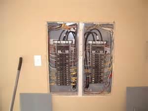 parallel 200 amp panel questions internachi inspection forum