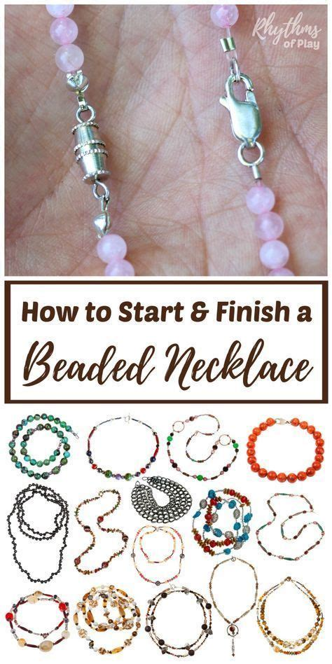 jewelry tutorials for beginners best 25 diy jewelry necklace ideas on
