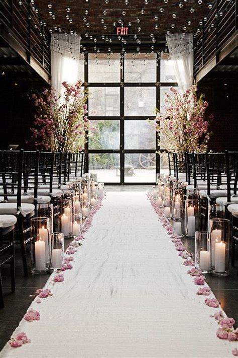 20 awesome indoor wedding ceremony d 233 coration ideas decorating winter and wedding