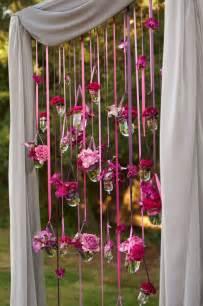 hanging arrangement backdrops pinterest