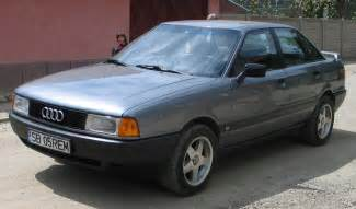 B3 Audi Bilmodel Dk 187 Audi 80 B3
