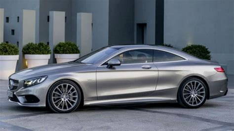 Mercedes Sports Coupe by 2015 Mercedes S Class Luxury Sports Coupe Review S