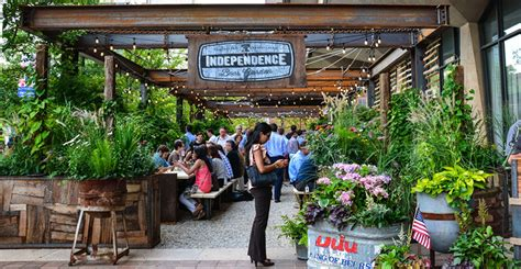 home usa design group independence beer garden philadelphia usa groundswell