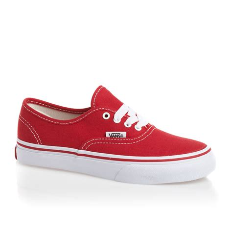 vans authentic boys shoes free uk delivery on all