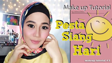 tutorial makeup pesta siang hari 03 makeup tutorial untuk pesta siang hari